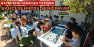 Alanya Bahçeşehir'de Satranç Şenliği