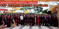 Alanya Bahçeşehir'den muhteşem veda