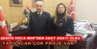 Alanya MHP'den bir kadın aday daha