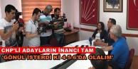 CHP'de hedef 10 milletvekili çıkarmak