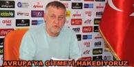 Mesut Bakkal sezonu değerlendirdi