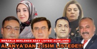 MHP Antalya Milletvekili Aday Listesi açıklandı!