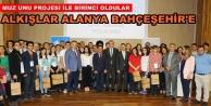 Proje birincisi de Bahçeşehir Alanya