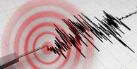 Akdeniz açıklarında korkutan deprem!