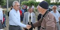 Milletvekili Aydın, vatandaşlarla buluşuyor