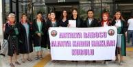 Çocuk hakları için Alanya'da toplandılar