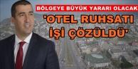 Gazipaşa'ya oteller açılabilecek