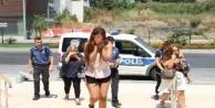 Alanya'da İranlı anne ve 2 kızına hırsızlık gözaltısı