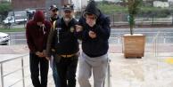 Alanya'da aranan 11 şüpheli gözaltına alındı