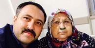 MHP İl Başkanı Aksoy'un acı günü