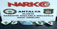 Alanya'yı zehirleyen uyuşturucu taciri tutuklandı