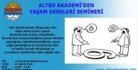 ALTSO Akademi hız kesmiyor