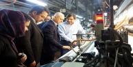 Antalya OSB sanayicileri iran'da