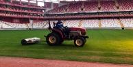 Antalyaspor'un stadı Göztepe maçına hazır