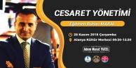 Belediyeden 'Cesaret Yönetimi' seminerine davet