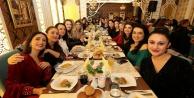 Belediyeden öğretmenlere kutlama yemeği