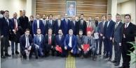 Ak Parti Antalya'nın 5 ilçesine yeni başkan atadı