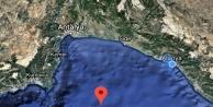 Akdeniz'de Alanya'yı sallayan deprem!