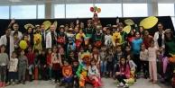 Alanya Belediyesi hasta çocuklara moral oldu