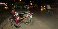 Alanya'da kaza: 2 yaralı var