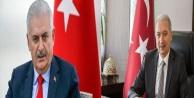 Alanyalı İBB Başkanı Uysal ve Binali Yıldırım buluştu