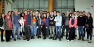 Aşçı adayları Antalyaspor tesislerindeydi