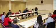 AÜ Engelli öğrenciler için toplandı