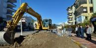 Büyükşehrin asfaltlama çalışmaları hız kesmiyor