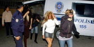 Fuhuşa zorlanan 8 kadın kurtarıldı!