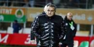 Güneş: 'Beşiktaş için yeterli oyun değildi'