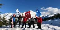 İlk antrenman Akdağ'da yapıldı