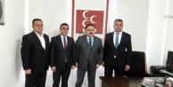 MHP Antalya İl Başkanlığı'ndan ittifak açıklaması