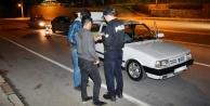 Polis trafik ve asayiş denetimlerini arttırdı