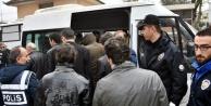Polisten dev operasyon: 147 şüpheliden 54'ü yakalandı