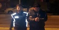 Uyuşturucu taciri tutuklanarak Alanya'ya gönderildi