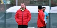 Sergen Yalçın 'Mutlaka 2 maçtan 4 puan almalıyız'
