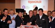 TSYD üyeleri kaynaşma gecesinde toplandı