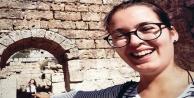 Üniversiteli Aslıhan'ın ölüm anı kameralarda