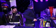 Yılbaşı öncesi Alanya polisinden dev operasyon!