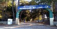 Alanya'daki mezarlıklar bakıma alındı