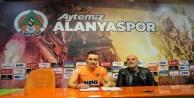Alanyaspor'a yeni golcü