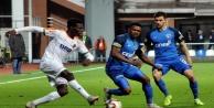 Alanyaspor Türkiye kupasına veda etti