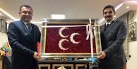 Başkan Yücel Ankara'daydı