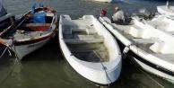 Fırtına 6 tekneyi batırdı