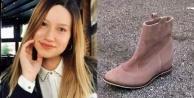 Hortumda Kaybolan Buse'nin ayakkabısına ulaşıldı!