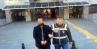 Sahte kimlikle yakalanan cinayet zanlısı Alanya Cezaevi'nde