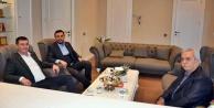 Türkdoğan'dan ve Toklu'ya ittifak ziyareti