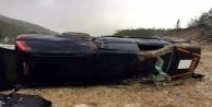 UMKE aracı kaza yaptı: 1 kişi yaralandı