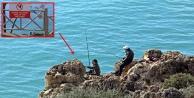 Uyarılar fayda etmiyor! Balıkçılar kazaya davetiye çıkarıyor