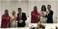 52 çift evlenmek için 14 Şubat'ı seçti